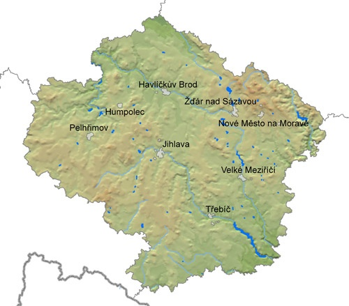 Vysočina